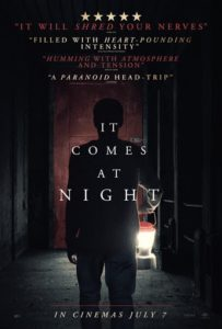 It comes at night, Trey Edward Shults (2017), film da vedere durante la quarantena